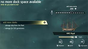 Assassin's Creed IV: Black Flag - trade fleet