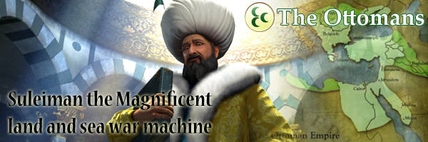 Civilization V - Sultan Suleiman of the Ottoman Empire