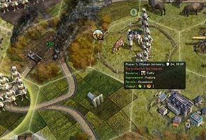Civilization V - regaining HP after killing enemy