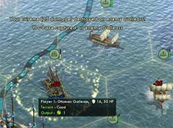 Civilization V - capturing Galleas