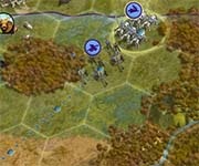 Civ V - Lancer upgrades to AT Gun, loses movement