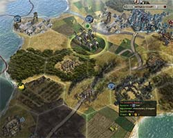 Civilization V - Sipahi behind the lines
