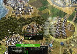 Civilization V - countering Sipahi