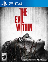 The Evil Within - box art