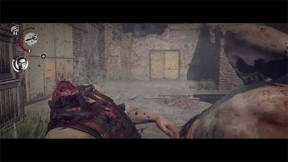 The Evil Within - insta chainsaw kill