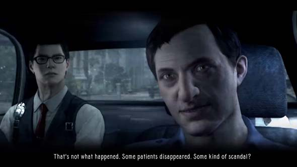 The Evil Within - poor dialogue