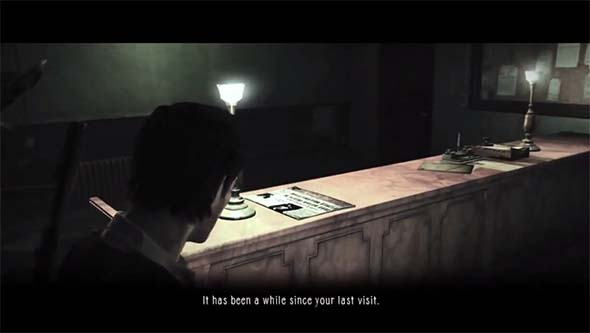 The Evil Within - safe room