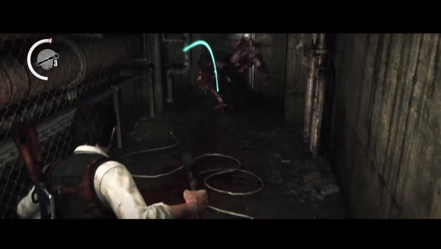 The Evil Within  Stuck In A Room