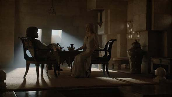Game of Thrones (season 5) - Daenerys and Tyrion