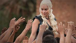 Game of Thrones - Daenerys was a hero