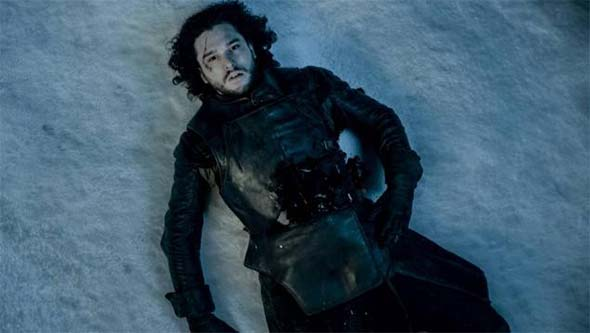 Game of Thrones (season 5) - John Snow dies