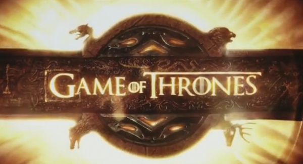 Game of Thrones - title