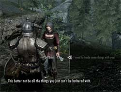 Skyrim dlc adds more time sinks but also some extra depth mega skyrim dawnguard serana voltagebd Choice Image
