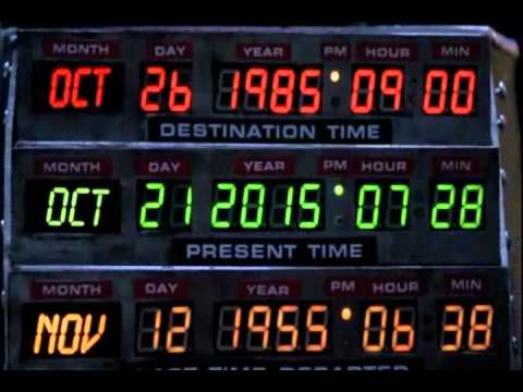 Back to the Future II's Future Date -- Vulture