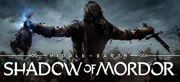 Middle Earth: Shadow of Mordor - game title