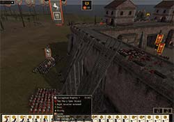 Total War: Rome II - siege bug