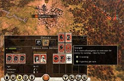 Total War: Rome II - skill tree