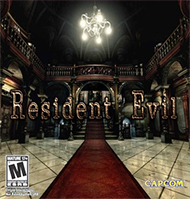 Resident Evil HD - cover art