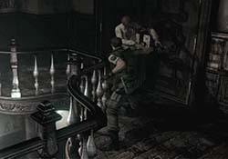 Resident Evil HD - item box duplicate ink ribbons