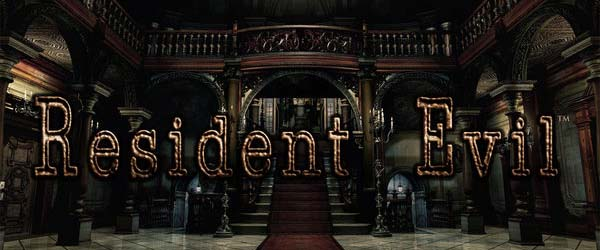 Resident Evil HD - game title
