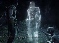 Middle Earth: Shadow of Mordor - Gollum