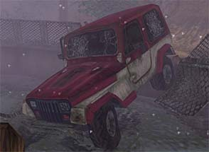 Silent Hill - Harry's jeep