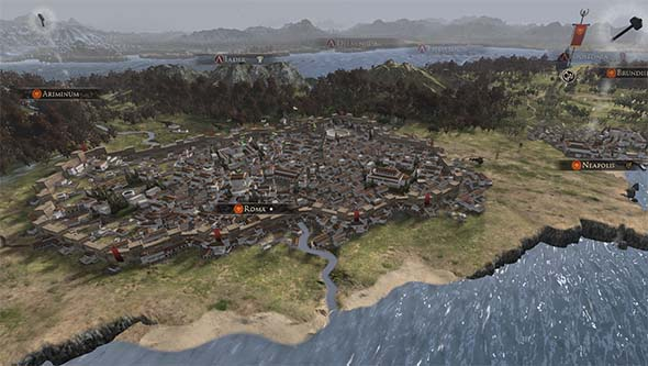 Total War: Rome II - the glory of Rome