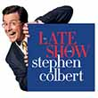 The Late Show maintains Colbert's style, minus the satire