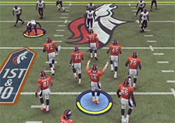 Madden NFL 16 - QB reading play