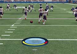 Madden NFL 16 - invisible player