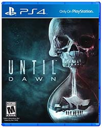 Until Dawn - cover art