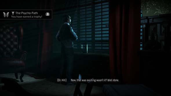 Until Dawn - exciting