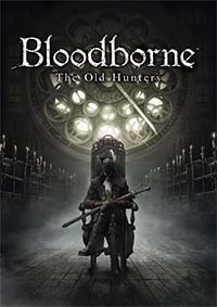 Bloodborne: the Old Hunters - cover art