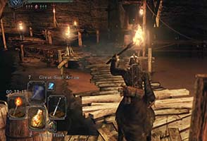 Dark Souls II: Scholar of the First Sin - No Man's Wharf shortcut