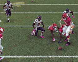 Madden NFL - ignoring fumble