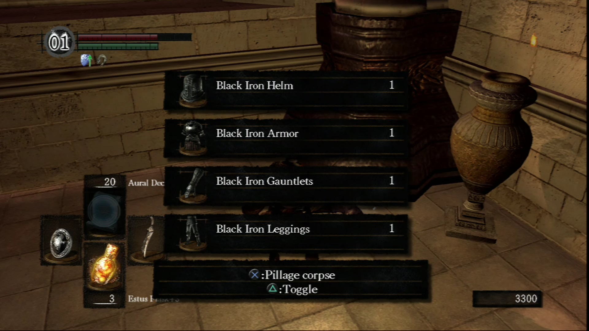 Time And Space Are Convoluted In Dark Souls Mega Bears Fan