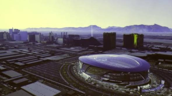 Las Vegas Raiders stadium proposal