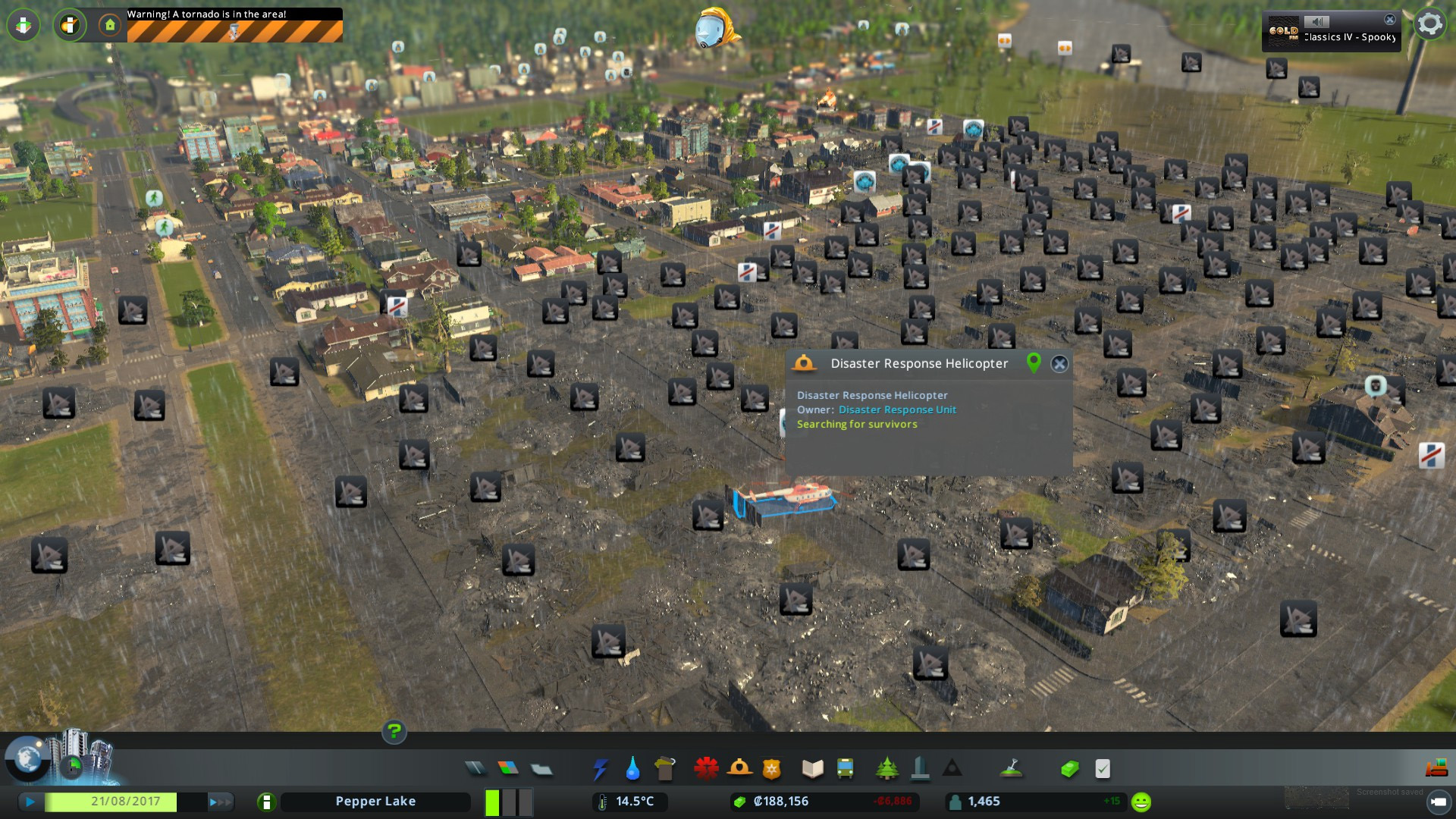 Cities Skylines Natural Disasters Frequency