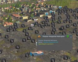 Cities Skylines: Natural Disasters - rebuilding