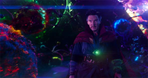 Doctor Strange - dark dimension