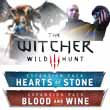 'Hearts of Stone' and 'Blood and Wine' expand the Witcher 3 with excellent new quests and characters