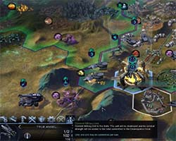 Civilization Beyond Earth - Supremacy units