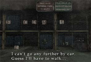Silent Hill 2 - town repairs
