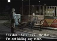 Silent Hill 3 - Heather and Douglas