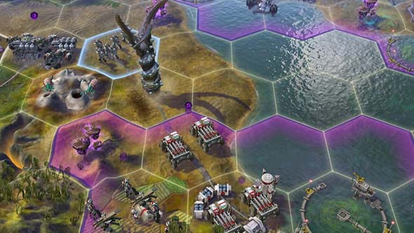 Civilization Beyond Earth - Domination victory