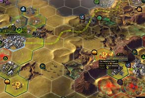 Civilization Beyond Earth - clearing Miasma