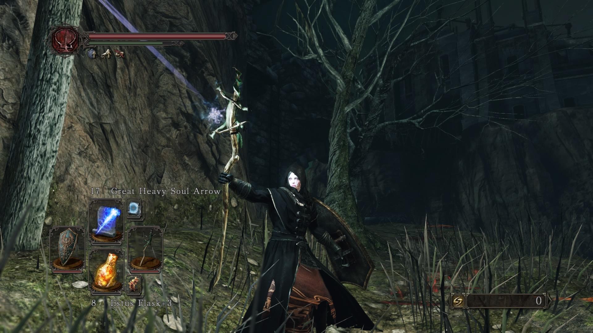 best weapon dark souls 2 scholar
