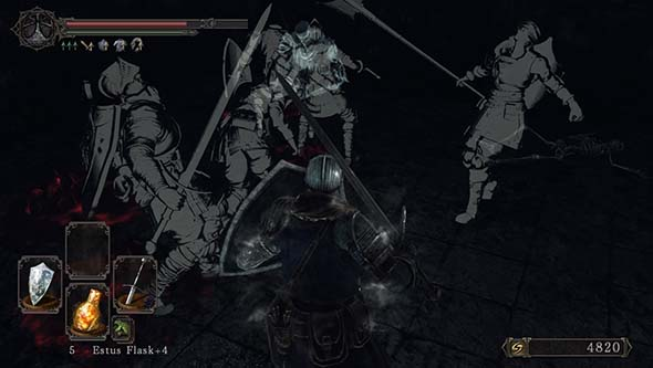 dark souls 2 multiplayer matchmaking The expansion of its multiplayer to six players makes  with relaxed matchmaking requirements and a  dark souls ii: scholar of the first sin .