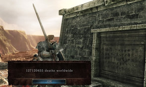Dark Souls II: Scholar of the First Sin - Majula player deaths