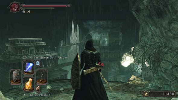 Dark Souls II: Scholar of the First Sin - Shulva Sanctum City